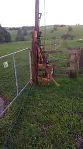Cable post rammer Mirboo North South Gippsland Preview
