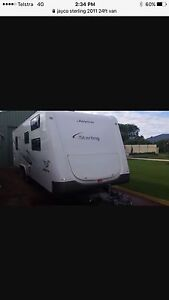 Family Caravan with Annex - 24ft Jayco Sterling Van (2011) South Fremantle Fremantle Area Preview