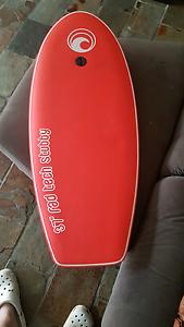 Little foam surf board Currumbin Gold Coast South Preview