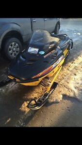 1998 Ski-Doo MXZ 670 for sale