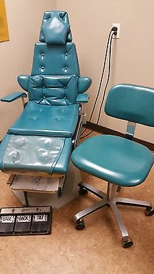 Podiatry Chair Boyd Pd333 Powered Programmable Procedure Chair And Stool