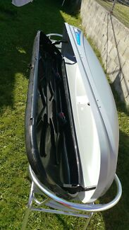 Thule roof pod  Lenah Valley Hobart City Preview