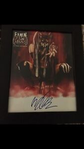 WWE Finn Balor signed photo
