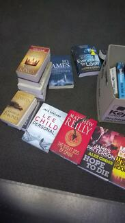 Fiction books in excellent conditon. Wagga Wagga 2650 Wagga Wagga City Preview