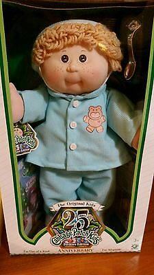 Cabbage Patch 25th Anniversary Premier Doll Jaime Lincoln