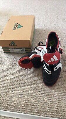 BNIB Adidas Predator Accelerator 1998 Football Astro Trainers - U.K. 7.5