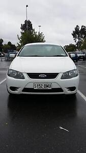 2007 Ford Falcon Ute (GAS UTE) Tea Tree Gully Tea Tree Gully Area Preview