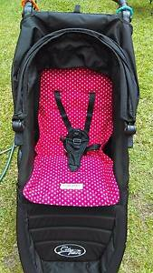 Immaculate Baby Jogger City Mini GT, Glider Board & Accessories Currumbin Waters Gold Coast South Preview