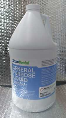 Benco Dental General Purpose Liquid Ultrasonic Solution 1 Gallon