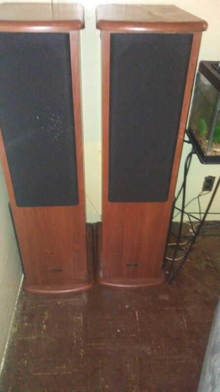 ohm model l speakers stand up