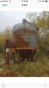 Morrige grain dryer