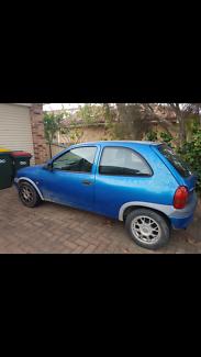 Holden Barina hatch 1997
