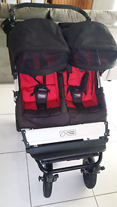 Mountain Buggy Duet - Excellent condition Bohle Townsville City Preview