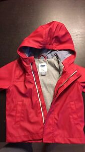 18-24 Month Lined Wind Coat  old navy