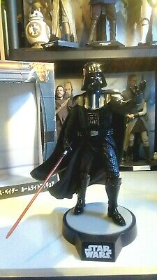 Kotobukiya Artfx Star Wars Darth Vader Ltd Edition Light-Up 1/7 11 Inch Statue