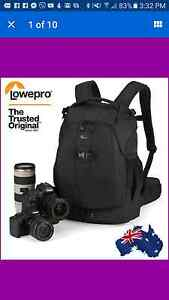 Brand new lowepro DSLR camera backpack Westmead Parramatta Area Preview