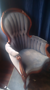 Pair mahogany his and hers chairs Kayena West Tamar Preview