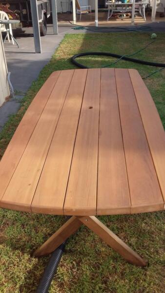 outdoor table   Outdoor Dining Furniture   Gumtree Australia Port ...