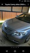 2008 TOYOTA CAMRY ALTISE AUTO Wollongong Wollongong Area Preview