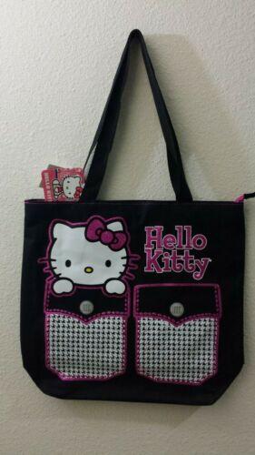 HELLO KITTY Sanrio Girls Women Laptop Tablet Bag - New