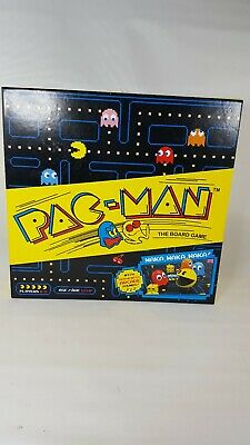 PAC-MAN Board game New 2019, 80's Retro open box Opened Complete 2-5 players