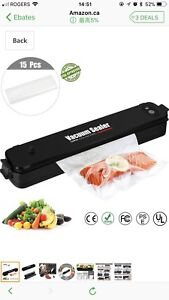 Vacuum Sealer/Automatic Vacuum Packing Machine For Food