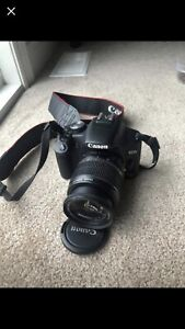 """Canon Rebel T1i """"3 extra batteries"""""""