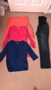Maternity Clothing Lot (sz Medium)