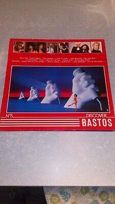 Disque vinyle 33 tours /Discover Bastos VOL5