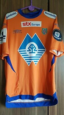 Aalesunds FK 2009 Home Shirt Umbro Size. XL image