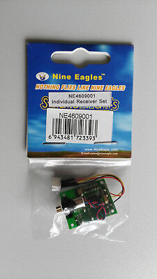 NE4609001 Nine Eagles Individual Receiver Set High Torque Servo - Brand New