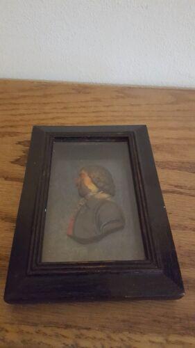 Antique Early 19th Century Wax Portrait Josiah Wedgewood