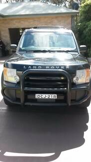 Land Rover 2006 Discovery 3 TDV6S  Turbo Diesel,  Automatic.