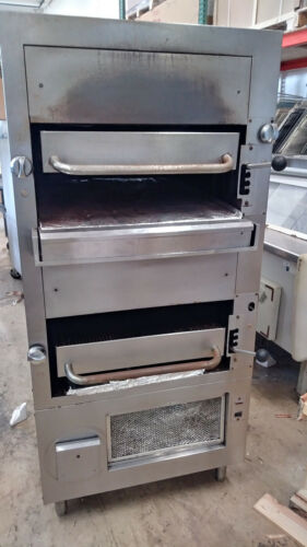 270  SOUTHBEND USED DOUBLE DECK BROILER INCLUDES FREE SHIPPING