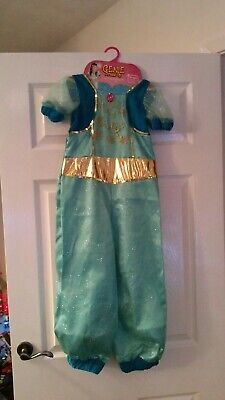 ize 6-8yrs (green) (Genie-outfit)