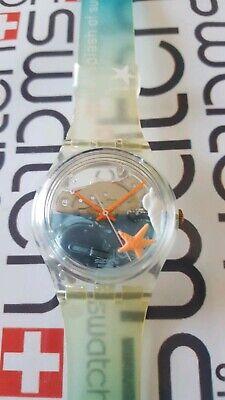 Swatch Watergoods GK318 2000 Standard Gents 34mm