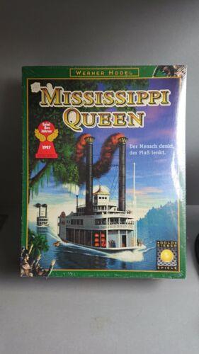 Mississippi Queen + Goldsieber + Folie
