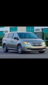 Looking for a Honda Odyssey