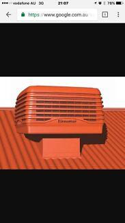 Evaporative cooling service