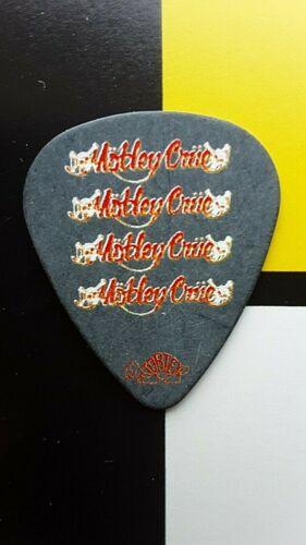 MOTLEY CRUE Nikki Sixx guitar pick