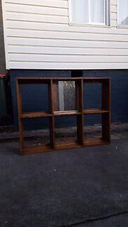 6 shelf cabinent with mirrors George Town George Town Area Preview
