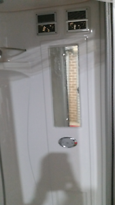 Portable  shower screen Middleton Grange Liverpool Area Preview