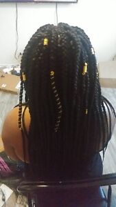 Coiffure tresses africaine abordable