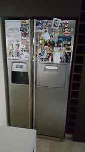 Smeg side by side fridge and freezer Campsie Canterbury Area Preview