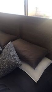 Bedshed frame and mattress Meadow Springs Mandurah Area Preview