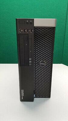 Dell Precision T7810 2x Xeon E5-2630 v4 2.40GHz /64GB No HDD/OS - 15722