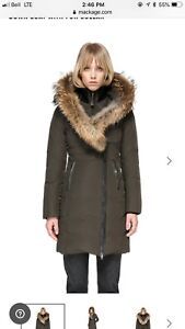 Mackage coat for sale brand new