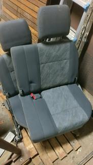 Toyota Landcruiser 105/100 series rear seats Warragul Baw Baw Area Preview