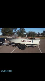 Classic Savage Ski Boat Whyalla Whyalla Area Preview