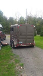 Two Horse Trailer RENTAL